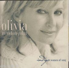 OLIVIA NEWTON-JOHN Indigo Women Of Song CD