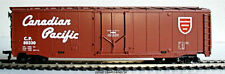 HO 1:87 Scale Train CANADIAN PACIFIC Box Car NEW IHC 35055