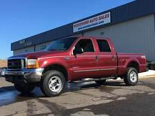 Ford: F-250 XLT 4dr 4X4
