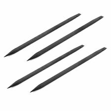 4 x BLACK NYLON PLASTIC SPUDGER TOOL FOR  iPHONE iPAD iPOD TABLET LAPTOP REPAIRS