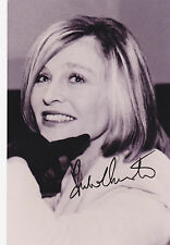 JULIE CHRISTIE ~ SIGNED AUTOGRAPH PUBLICITY PHOTO~ HARRY POTTER ~ DOCTOR ZHIVAGO