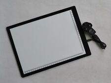 A4 Tattoo Light Box Supply Ultra Thin Tracing Table Pad Stencil Board UK Plug