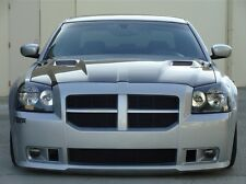 2005-2007 DODGE MAGNUM CLG STYLE FUNCTIONAL RAM AIR HOOD W/HEAT EXTRACTOR VENTS