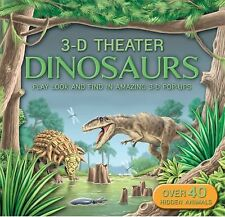 3D Theater: Dinosaurs by Kathryn Jewitt and Fiametta Dogi (2012, Hardcover)
