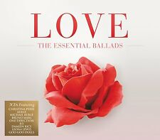 LOVE: THE ESSENTIAL BALLADS [3 CDs, 2012, Sony Music UK] NEW! - 60 songs: Adele