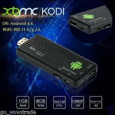 MK809IV Android 4.4 TV Dongle Box Quad Core Mini PC 1080P 3D Media Player Kodi