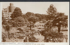 Dorset Postcard - Bournemouth Lily Pond, Central Gardens    MB2010