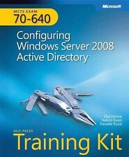 MCTS Self-Paced Training Kit (Exam 70-640): Configuring Windows Server-ExLibrary