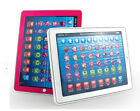 Kid Educational Learning Pad Computer Tablet Child Learn Song English Teach Toy