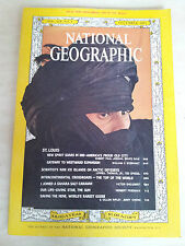 National Geographic - TOP OF THE WORLD November 1965 Vol.128. No.5