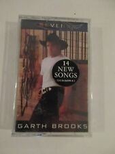 Garth Brooks Sevens Cassette BRAND NEW SEALED
