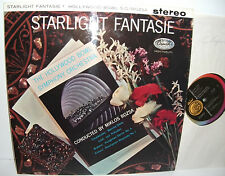 SP 8553 Starlight Fantasie Tchaikovsky Marche Slave Hollywood Bowl S.O. / Rozsa