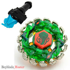 Fusion METAL Beyblade Masters BB-69 POISON SERPENT+BLUE STRING LAUNCHER+GRIP