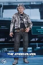 """QUICKSILVER 12"""" 1/6 ACTION FIGURE XMEN DAYS OF FUTURE PAST HOT TOYS NEW IN STOCK"""