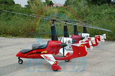 Unique gift RC modelVTOL flying airplane Gyro helicopter AC-10 1320MM main rotor