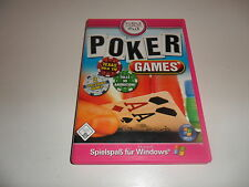 PC   Poker Games