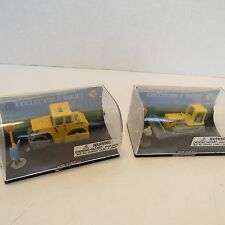 HO Collectible Diecast Construction Vehicles / Vignettes - New - 1:87 Scale