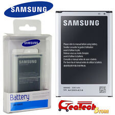 Batteria Originale 3200mAH 3.8V per Samsung Galaxy Note 3 N9005 N9000 in Blister