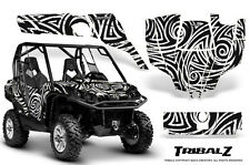 CAN-AM COMMANDER 800R 800XT 1000 1000XT 1000X GRAPHICS KIT CREATORX TZWPAD
