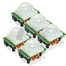 5x HC-SR501 Small PIR Sensor Module Pyroelectric Infrared Body/Motion Sensing