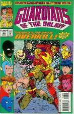 Guardians of the Galaxy # 48 (Bound-in Trading Card Sheet) (USA, 1994)