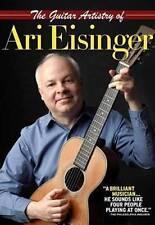 Ari Eisinger: The Guitar Artistry of Ari Eisinger - Sealed DVD