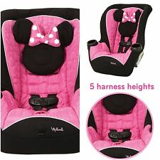 Convertible Car Seat Disney Minnie Mouse Infant Toddler Baby Travel Safety Girls