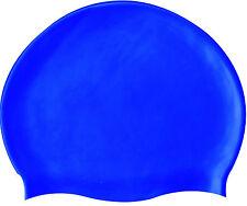 HIGH QUALITY  100% ORIGINAL PREMIUM SILICONE SWIM CAP (ASSORTED COLORS)