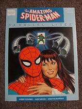 Amazing Spider-Man: Parallel Lives (1989) Softcover * Marvel Comics *
