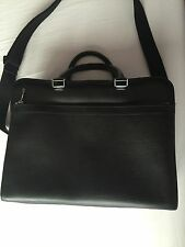 Lv Louis Vuitton Mans Briefcase New Epi Leather - Probably The Best!