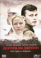 DOROGA NA BERLIN RUSSIAN DRAMA WORLD WAR II BRAND NEW DVD NTSC