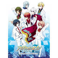New Idolish7 Official Fan Book ios7 seven design art works From JAPAN