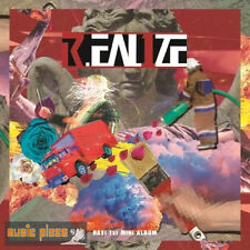 RAVI 1ST MINI ALBUM [ R.EAL1ZE ] CD+BOOKLET+PHOTO CARD  [ VIXX ] US SELLER