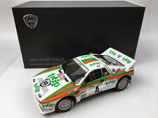 Kyosho 1:18 LANCIA 037 Rally Portugal 1985 (Totip)Diecast Metal Mode Car