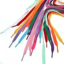 Lot 12 Pairs Athletic Sport Sneaker Flat Shoelaces Bootlaces Strings Laces 8mm