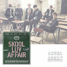 BTS Bangtan Boys 2nd Mini Album 'Skool Luv Affair' K-POP