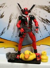 Marvel Universe Deadpool SDCC 2013 Deadpool Corps Taco Truck Figure Loose USED
