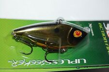"sebile action first lipless seeker bass crankbait 2 1/2"" black gold 1/2oz"