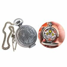 Doctor Who - 10th Doctors Pocket Watch - Doctor Who Talking Pocket Watch