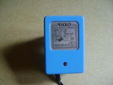 Adaptateur Secteur Chargeur Alimentation 5.8V DC 180mA NIKKO BC-500 /BB29