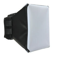 Camera Softbox Flash Diffuser for Nikon SB800 SB600 Canon 580EX 430EX SLR DSLR