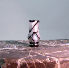 SL Shimmering Sky 510 DRIP TIP, Full Length Stainless Core, Made in USA!