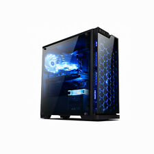 ABKO NCORE Sapphire 3.0 Full Acrylic and Tempered Glass Middle Tower Case