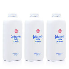 Johnson's Baby Powder 500g x3