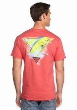Columbia - Mens M - Red By The Shore™ Dorado Mahi Off-Shore Fishing T-Shirt