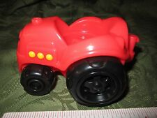 Fisher Price Little People Farm Barn Ranch Garden hayride Part toy Red Tractor