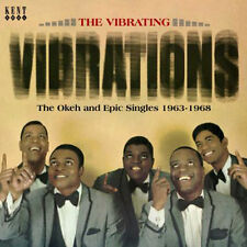 "THE VIBRATING VIBRATIONS  ""THE OKEH AND EPIC SINGLES 1963-1968""  26 TRACKS"