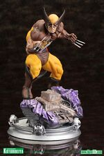 *NEW* Marvel: Wolverine Brown Costume Danger Room Sessions Fine Art Statue