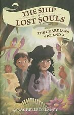 The Guardians of Island X #2 (The Ship of Lost Souls)-ExLibrary