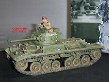 KING AND COUNTRY RA38 RUSSIAN OST FRONT RED ARMY VALENTINE MK2 TOY SOLDIER TANK